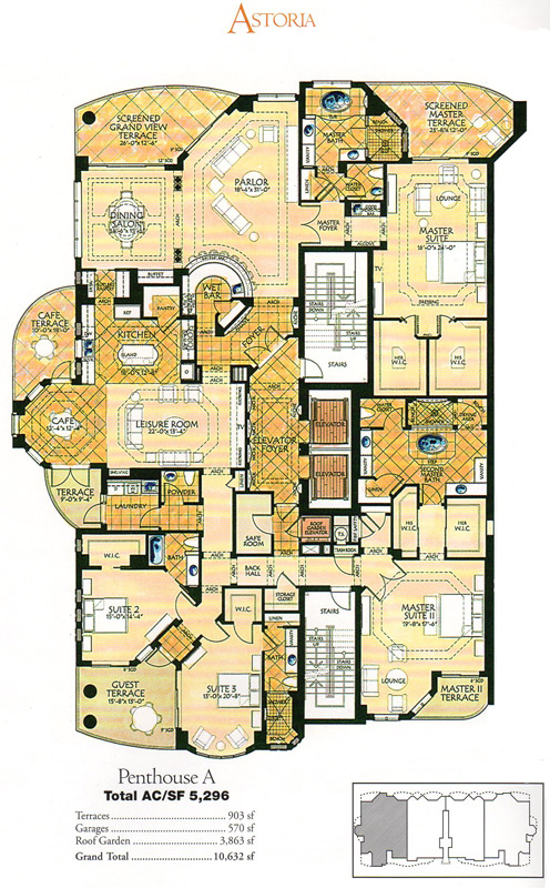 Jim petruska tarpon point marina tarpon landings floor for 3 door apartment floor plan